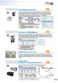 ACCESSORIES PANEL & BOX PANEL, LOW VOLTAGE AIR CIRCUIT BREAKER MITSUBISHI, Accessories For Breaker Unit